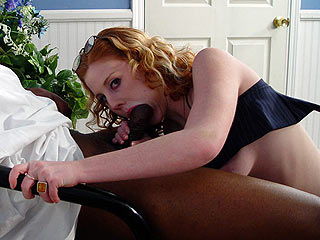 Cherry Poppins interracial porn