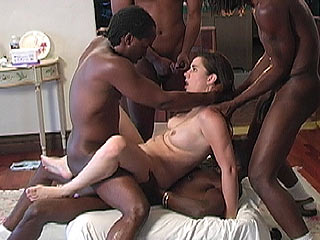 Kacey Kox interracial porn