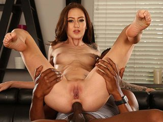 Kendra Cole interracial porn