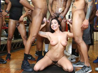 Karlee Grey interracial porn