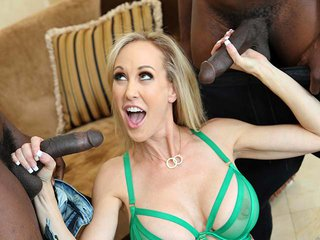 Brandi Love interracial porn