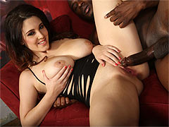 Noelle Easton interracial at Dogfart
