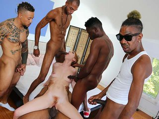 Pepper Hart interracial porn