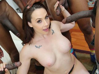 Chanel Preston interracial porn