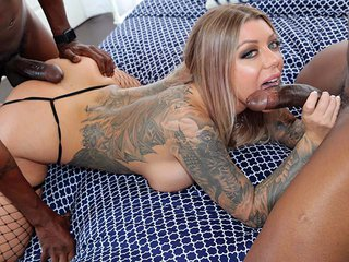 Karma Rx interracial porn