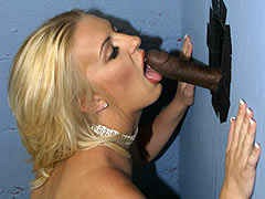 Tiffany Rose gets her faced fucked by a hard cock