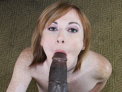 Allison Wyte picked up by a black guy