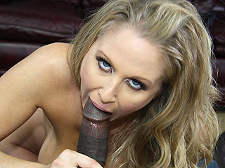 Julia Ann interracial porn