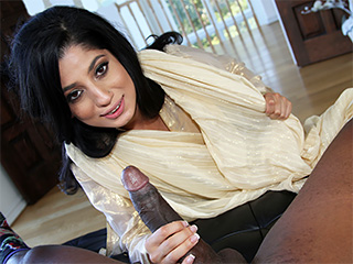 Nadia Ali interracial porn