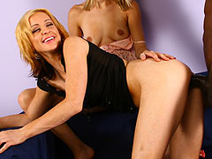 Michelle Sweet needs black Cock and Erin More helps her