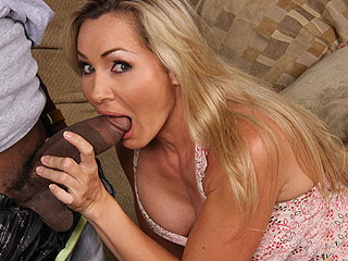 Lisa Demarco interracial porn