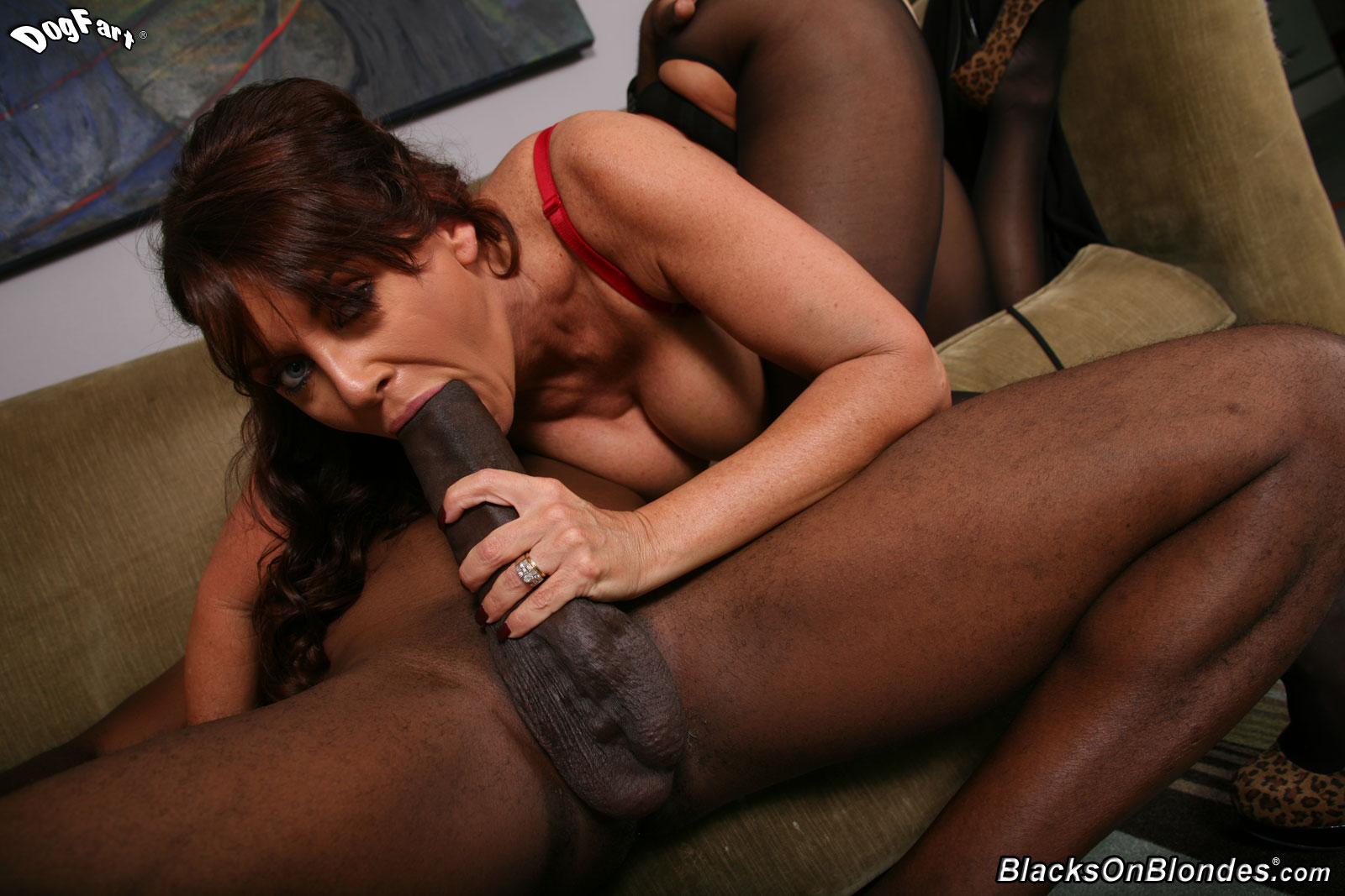 Think, Janet mason big black cock