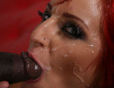 Phoenix Askani gets all her holes banged by a hung black bull from Blacks on Blondes