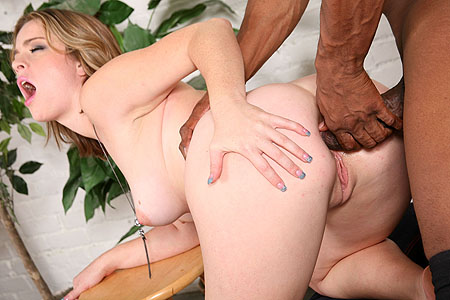 Interracial fucking with Sierra Sanders from Blacks on Blondes