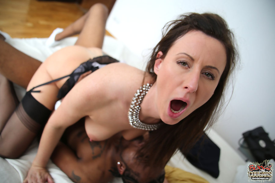Hubby concerned that bbc is too much for her 4