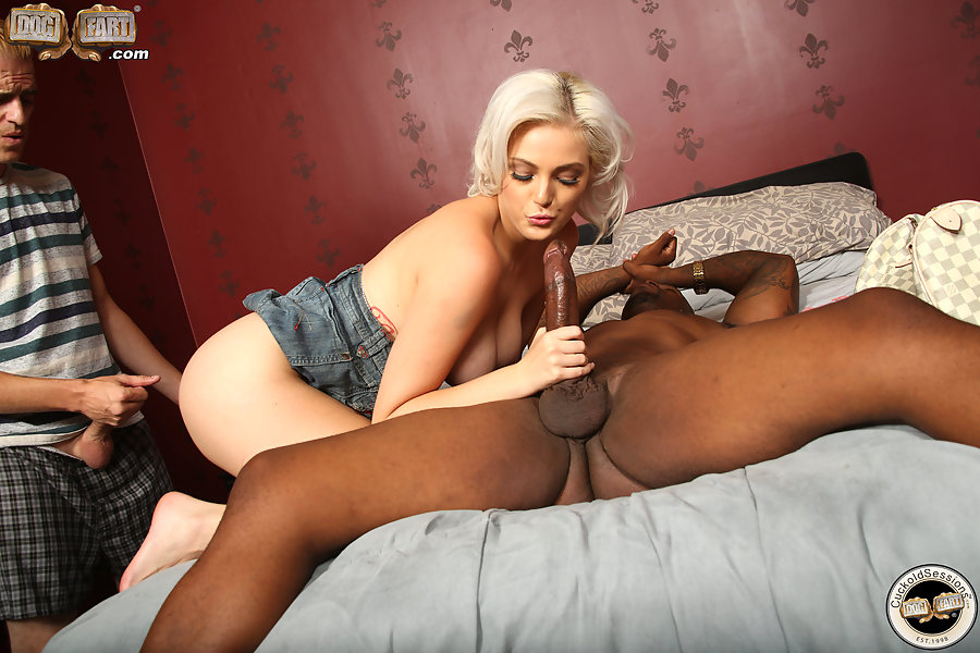 Milf Shows Her Man The Meaning Of Being A Cuckold  flyflvcom
