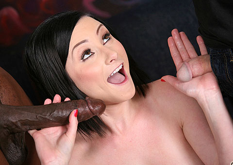 Veruca James goes black to humble her cuckold from Cuckold Sessions