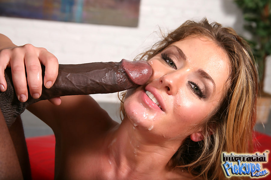 cuminmouth interracial pickups